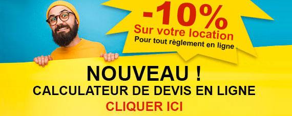 -10% sur location monte meuble paris